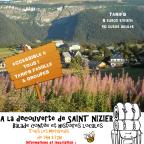 Vercors – Inauguration du sentier de découverte de Saint-Nizier – Balades contée et Histoires locales